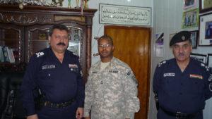 Military Training and Advising